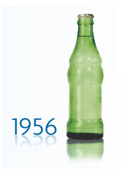 Mihalkovo bottle 1956