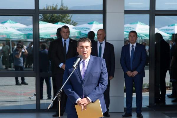 """Откриване Логистичен център """"Михалково"""""""