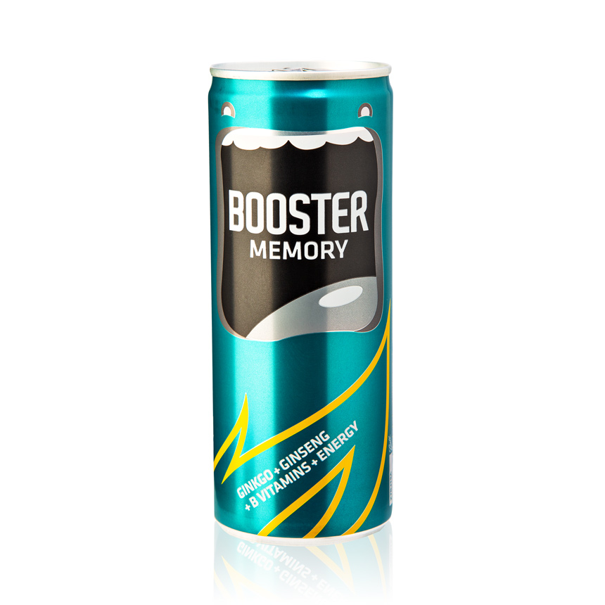 Booster Memory Ginkgo