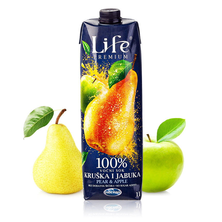 Life Premium Pear Apple